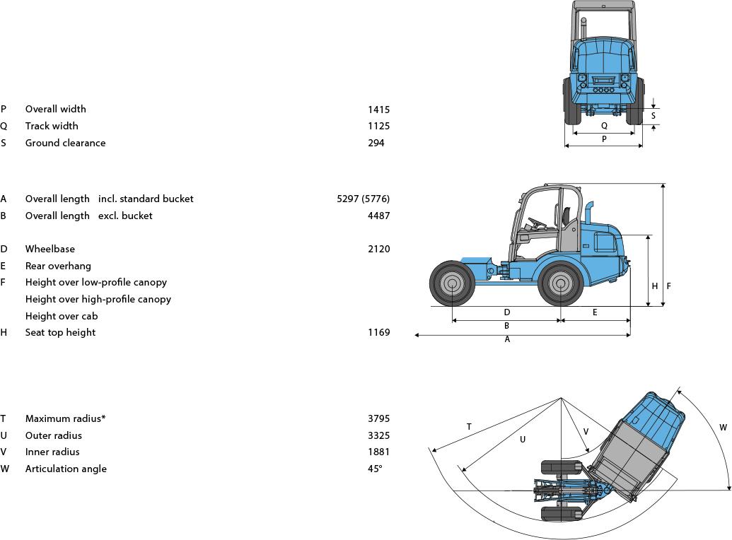 solar farm cleaning machine dimensions